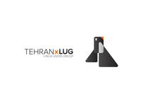 TehranLUG logo (GNU Linux Users Group)