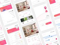 Otaghak Hosting App