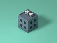 Building Voxel Art