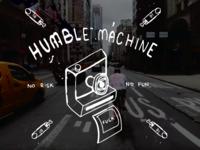 Humble Machine