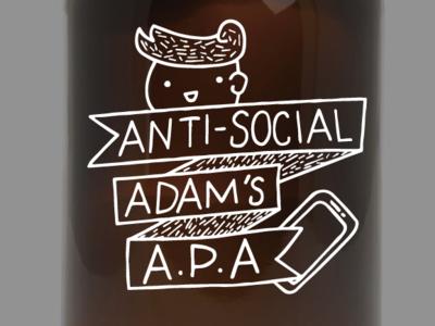 Anti-social Adam's APA