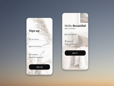Sign up/Sign in dashboard ui digtal dribbble icon daily 100 challenge dailyuichallenge daily ui dashboad branding xd minimal figma design app app design ux ui flat