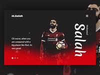 Mohamed Salah Header