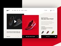 Nike Cart  Section Exploration