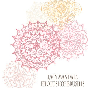Secondsister Mandala Brushes Dribble