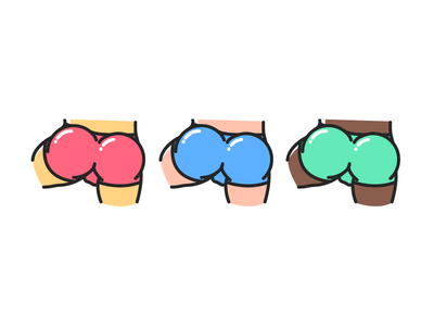 More Butts, butts butts!