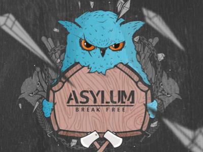 Asylum - Night Watcher