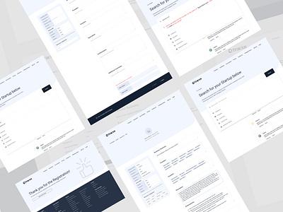 Source Baord founders iconography achievements social media investment investors ux design ui design ux ui web desin minimal