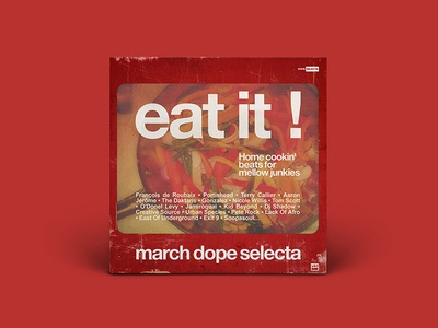 Dope Selecta vol.06 cover cover mixes music