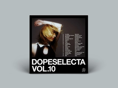 Dope Selecta vol.10 cover cover mixes music