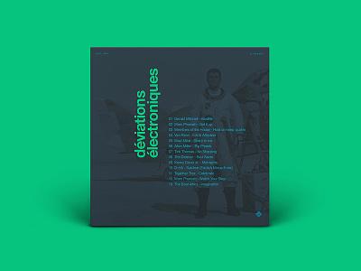 Déviations Electroniques vol.04 cover cover mixes music