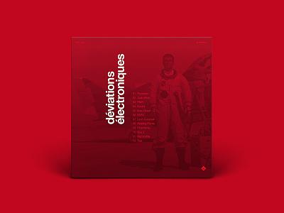 Déviations Electroniques vol.02 cover cover mixes music