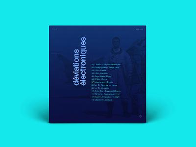 Déviations Electroniques vol.03 cover cover mixes music