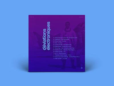 Déviations Electroniques vol.01 cover cover mixes music