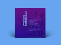 Déviations Electroniques vol.01 cover