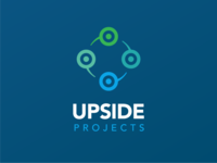 Upside Projects rebranding + website