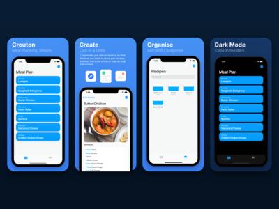 App Store Graphics - Crouton
