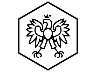 Polish Falcon logo polish bird