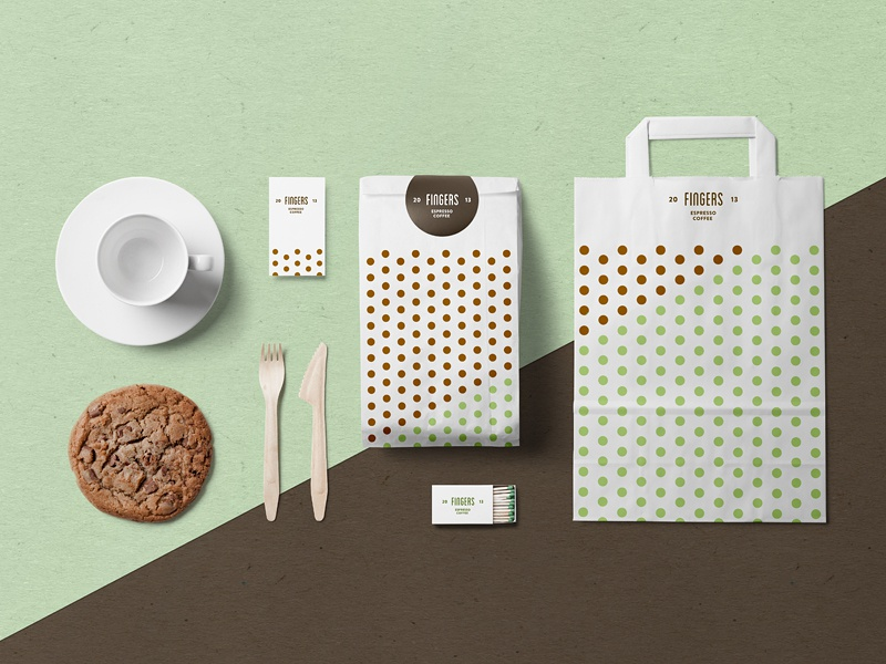 Restaurant Mock Up / 50 Items / Stationery Branding by forgraphic ...
