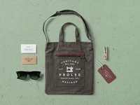 Fashion Bag Mock-Up