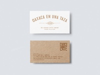 Business Cards Stationery Mockup