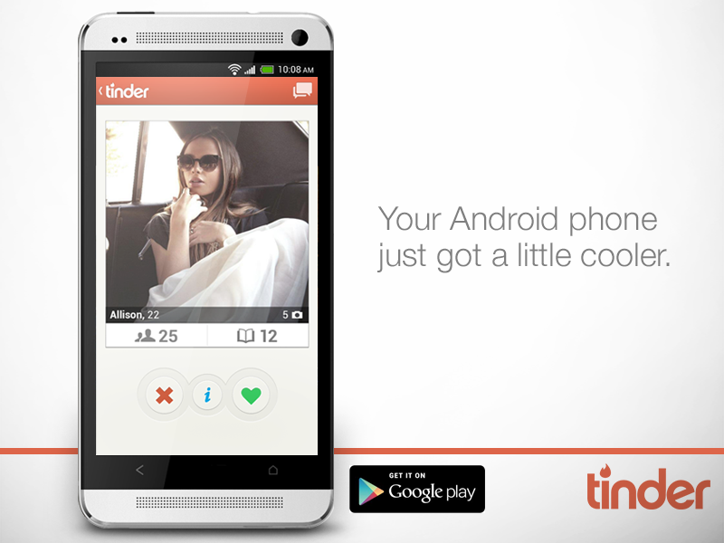 Tinder for android