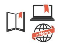 rNews Icons