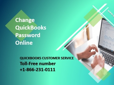 Change QuickBooks Password Online