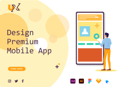 I will design interactive mobile app ui ux apparel appsite digital dribbble web illustration application apple app design app designer logodesign design logo design webdesign