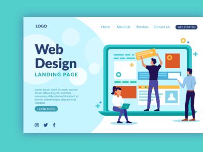 I will design PSD xd figma website UI template calligraphy designer logo design logo app design webdesign logodesign template design psd xd psd xd print design psd template