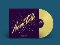 80s Colored Vinyl Album Cover