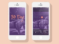 30Day Pushup Challenge App