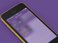 Craigslist App screens