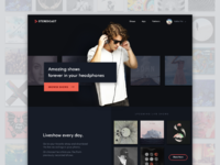 Stereocast homepage 3x