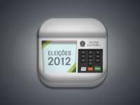 iOS elections icon