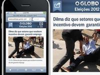 OGLOBO WebApp - mobile version // (work in progress)