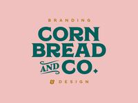 Cornbread & Co. Branding