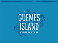 Guemes Island General Store Logo