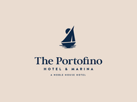 The Portofino Logo
