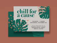 Chill For A Cause Postcard