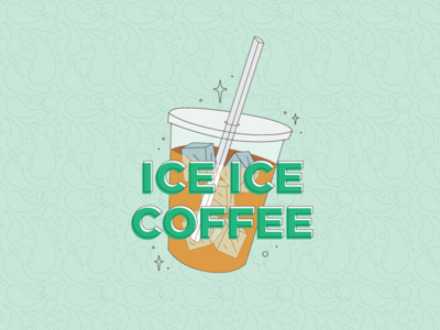 Ice Ice Coffee