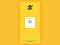 Redesign - Brazil Bank App