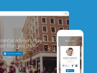 LinkedIn Tool - Find an Advisor