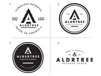 ALDRTREE: Logo Directions