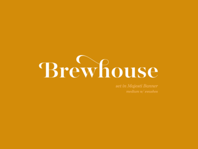 Brewhouse -- set in Majesti Banner