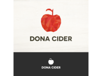 Branding for Dona Cider