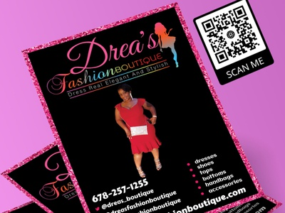 Flyer 2 makeup artist business card beauty salon flyer design flyer branding logo design illustration glitter design