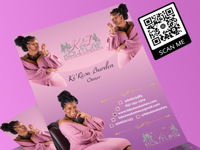 Flyer 25 vector beauty salon makeup artist logo design branding illustration glitter design flyer template flyer artwork flyer design flyers flyer