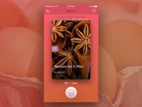 Week #2 (09) — CookingCard