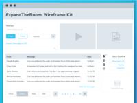 ExpandTheRoom Wireframe Kit